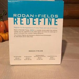 Rodan & Fields Redefine Regimen